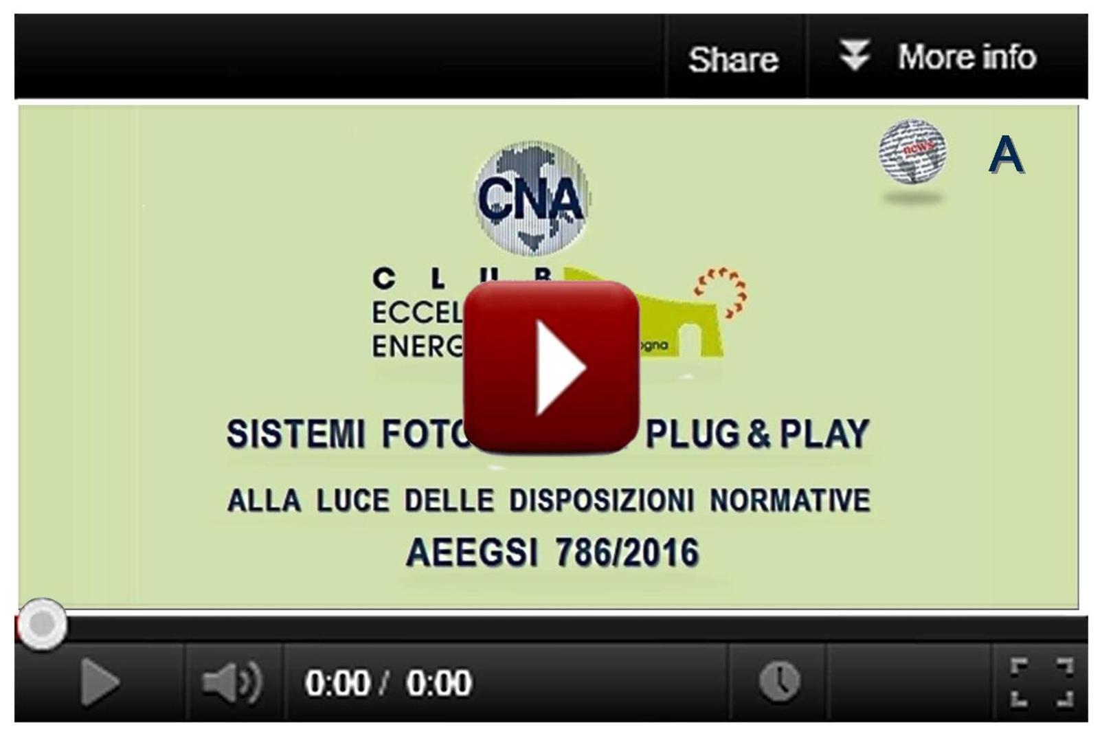 Forum CNA Impianti plug and play